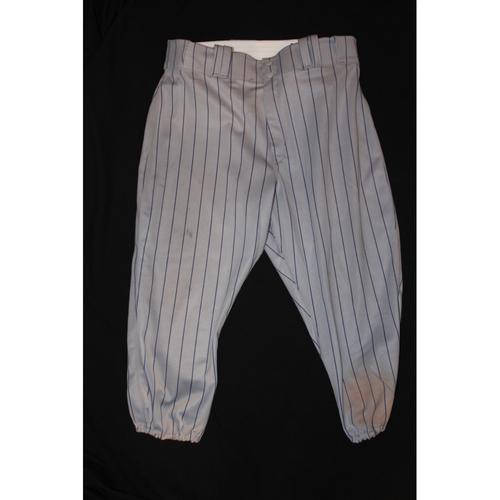 Photo of Game-Used Pants: John Hicks (Size 36-42-22 - DET at KC - 5/6/18)
