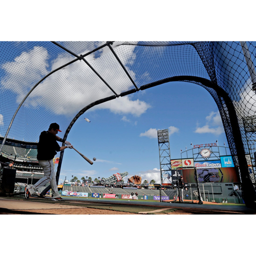 Giants End of Year Auction: 2020 VIP Batting Practice Field Visit Experience