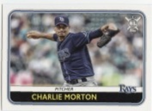 Photo of 2020 Topps Big League #73 Charlie Morton