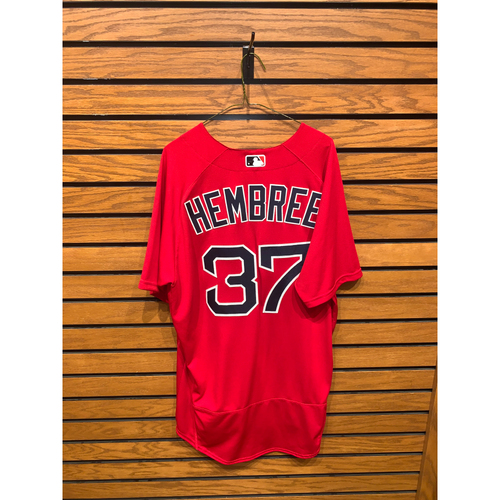 Photo of Heath Hembree Team Issued 2020 Spring Training Jersey