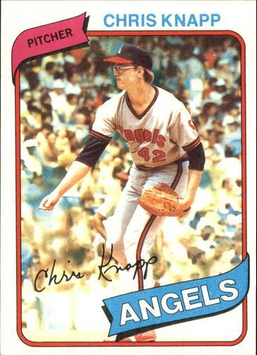 Photo of 1980 Topps #658 Chris Knapp