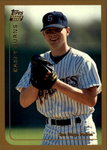 Photo of 1999 Topps Traded #T74 Casey Burns RC