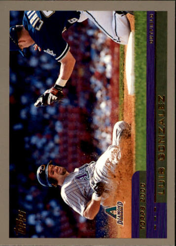Photo of 2000 Topps #98 Luis Gonzalez