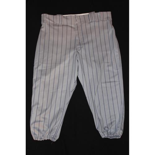 Photo of Game-Used Pants: Warwick Saupold (Size 36-40-20 - DET at KC - 5/6/18)