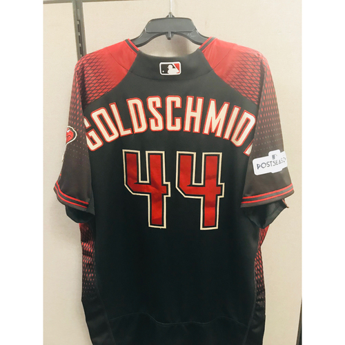 Photo of 2017 Team-Issued Paul Goldschmidt Jersey