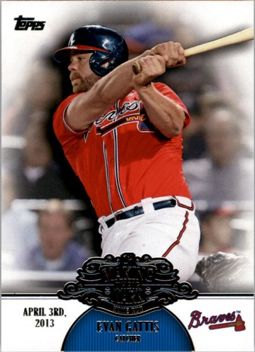 Photo of 2013 Topps Making Their Mark #MM45 Evan Gattis