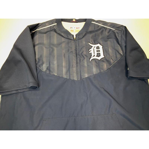 Photo of 2016 Home Batting Practice Jacket: #35