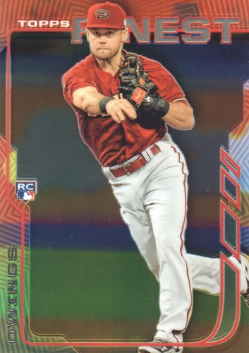 Photo of 2014 Finest #28 Chris Owings RC