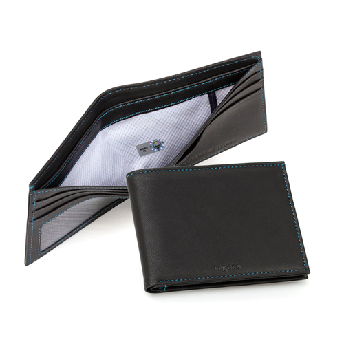 Photo of Tokens & Icons Detroit Tigers Game Used Uniform Wallet