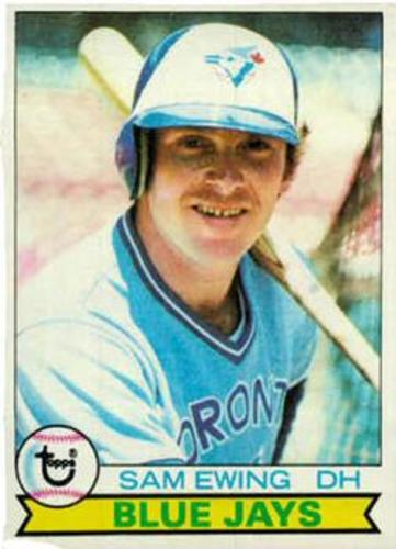 Photo of 1979 Topps #521 Sam Ewing