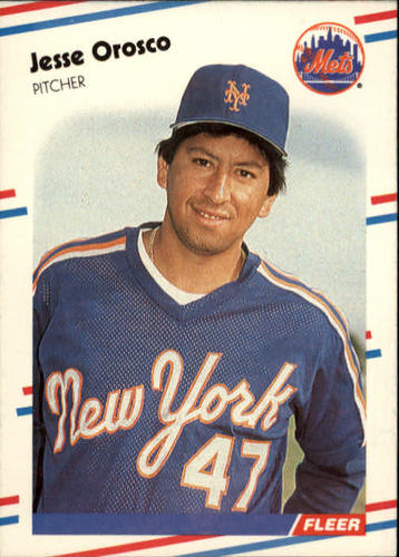 Photo of 1988 Fleer #148 Jesse Orosco