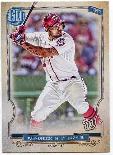 Photo of 2020 Topps Gypsy Queen #13 Howie Kendrick