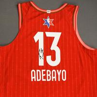 Bam Adebayo - 2020 NBA All-Star - Team Giannis - Autographed Jersey