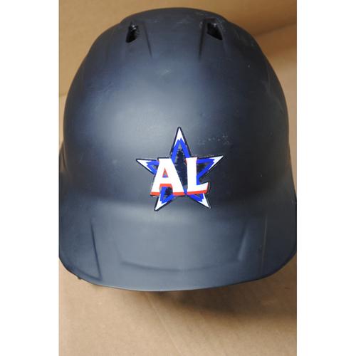 Photo of 2021 MLB All-Star Game -  Game-Used Batting Helmet - Joey Wendle