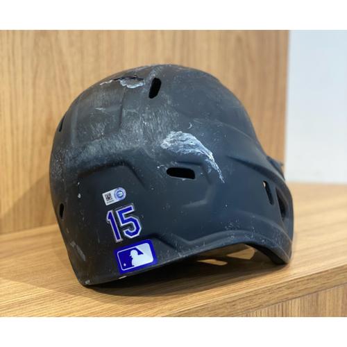Photo of 2021 Team-Issued Batting Helmet - #15