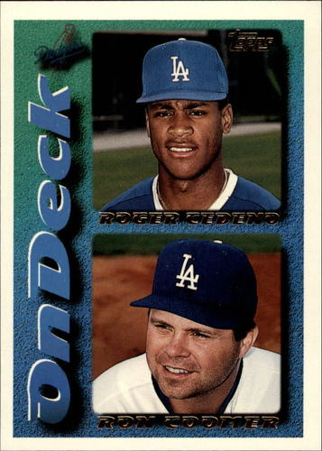 Photo of 1995 Topps #651 Ron Coomer RC