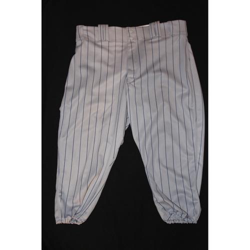 Photo of Game-Used Pants: Sam Palace  (Size 36-40-20 - DET at KC - 5/6/18)