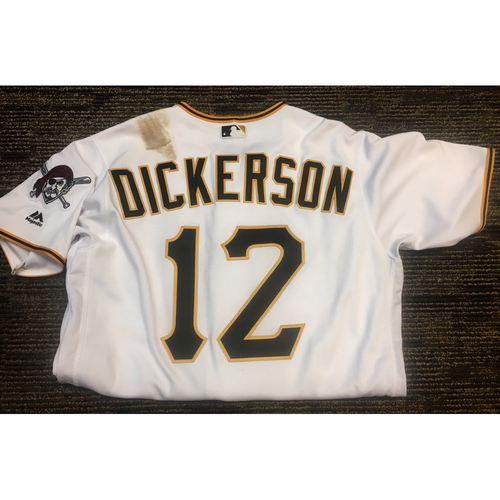 Photo of Corey Dickerson Game-used Jersey - Size 42