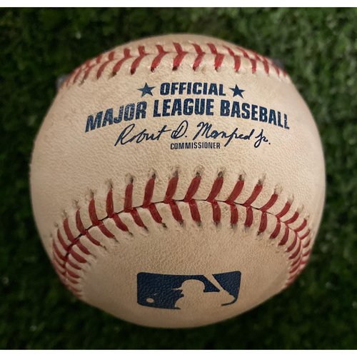 Photo of Josh Donaldson Game Used Home Run Baseball - June 15, 2019