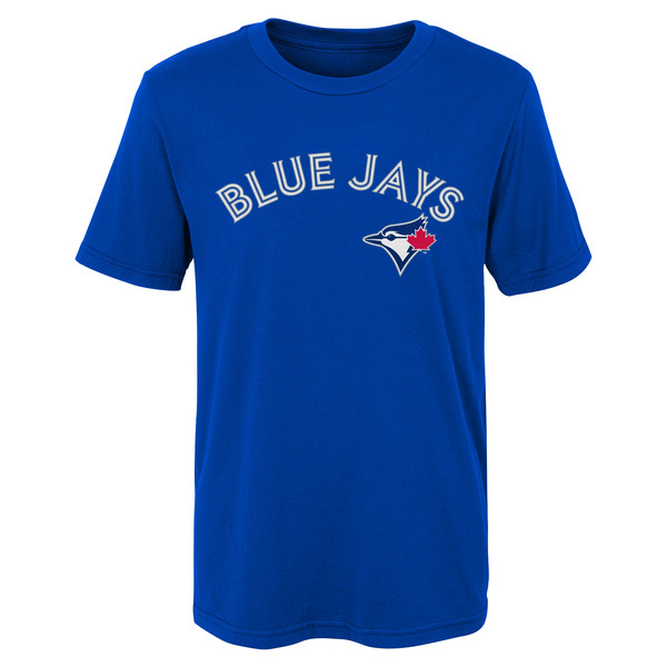 Toronto Blue Jays Youth Bo Bichette Player T-Shirt by Majestic