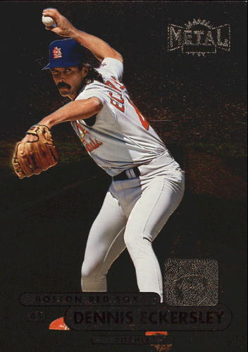 Photo of 1998 Metal Universe #118 Dennis Eckersley