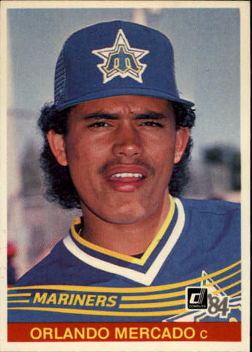 Photo of 1984 Donruss #318 Orlando Mercado