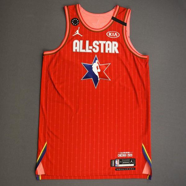 Image of BamAdebayo - 2020 NBA All-Star - Team Giannis - Autographed Jersey