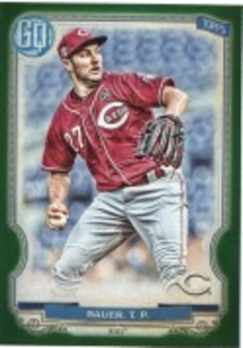 Photo of 2020 Topps Gypsy Queen Green #264 Trevor Bauer