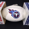 Titans - Dion Lewis Signed Panel Ball W/ Titans Logo