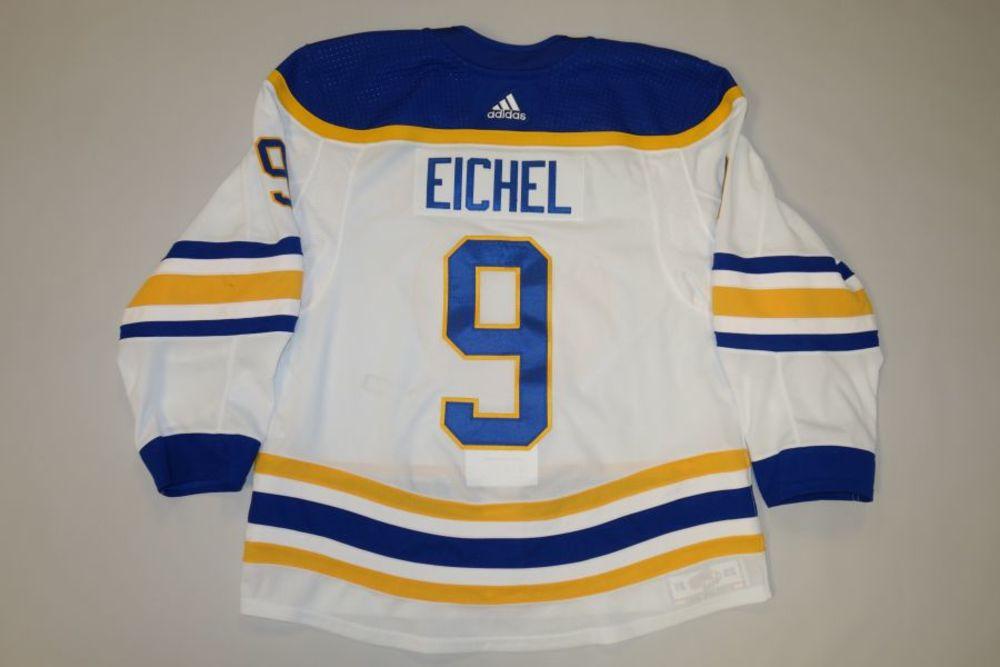Jack Eichel 2020-21 Buffalo Sabres Set 2 Away Jersey
