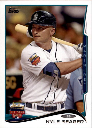 Photo of 2014 Topps Update #US263 Kyle Seager