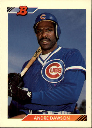 Photo of 1992 Bowman #625 Andre Dawson