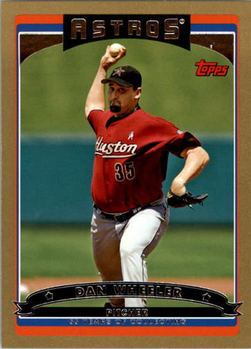 Photo of 2006 Topps Gold #156 Dan Wheeler