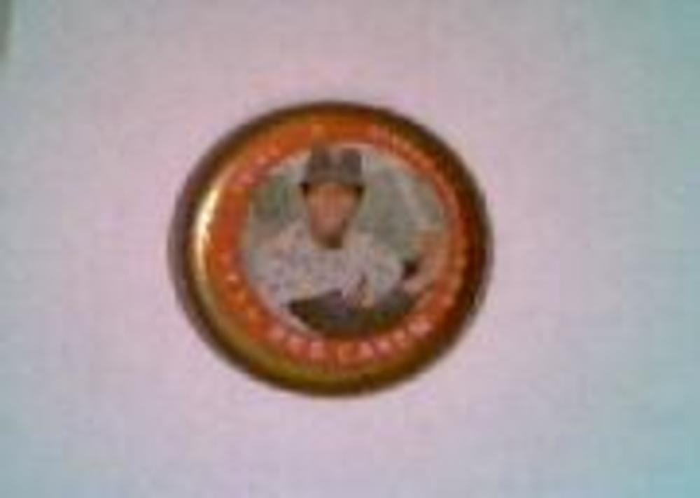 1971 Topps Coins #24 Rod Carew