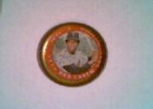 Photo of 1971 Topps Coins #24 Rod Carew