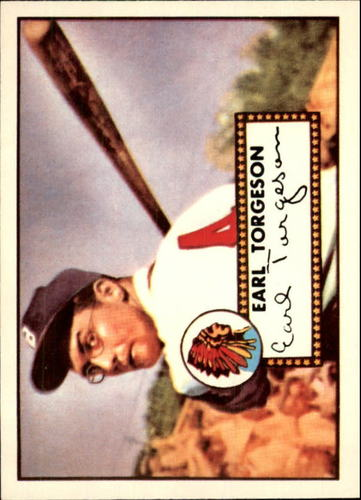Photo of 1983 Topps 1952 Reprint #97 Earl Torgeson