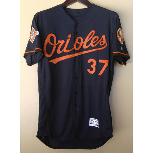76e1d560f Dylan Bundy - Friday Night Jersey  Team-Issued