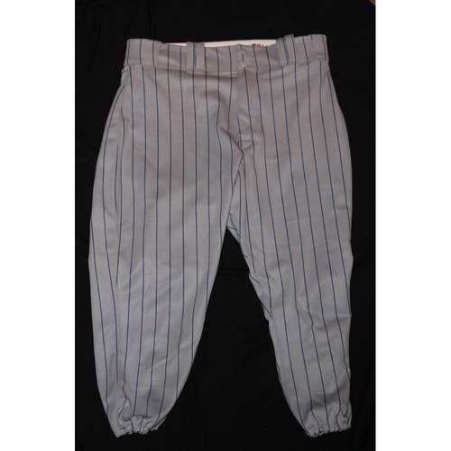 Photo of Game-Used Pants: John Murrian (Size 36-45-22 - DET at KC - 5/6/18)