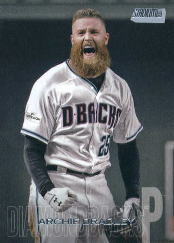 Photo of 2018 Stadium Club #230 Archie Bradley