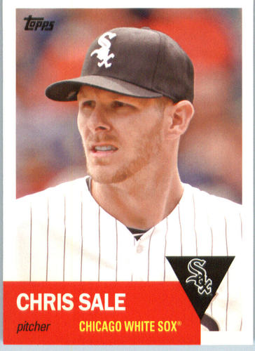 Photo of 2016 Topps Archives #18 Chris Sale