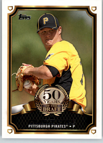Photo of 2014 Topps 50 Years of the Draft #50YD2 Gerrit Cole