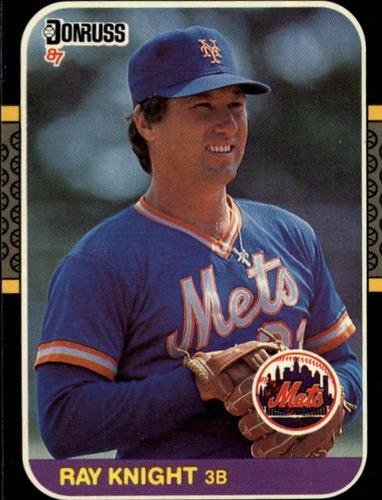 Photo of 1987 Donruss #586 Ray Knight