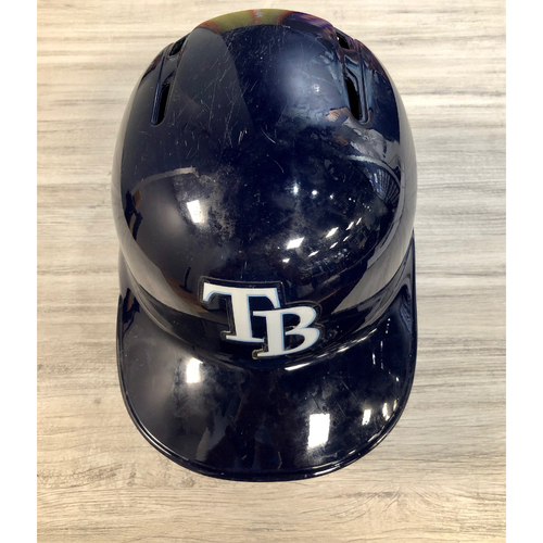 Photo of Team Issued Right-Flap Helmet: #21