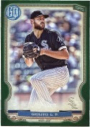 Photo of 2020 Topps Gypsy Queen Green #277 Lucas Giolito