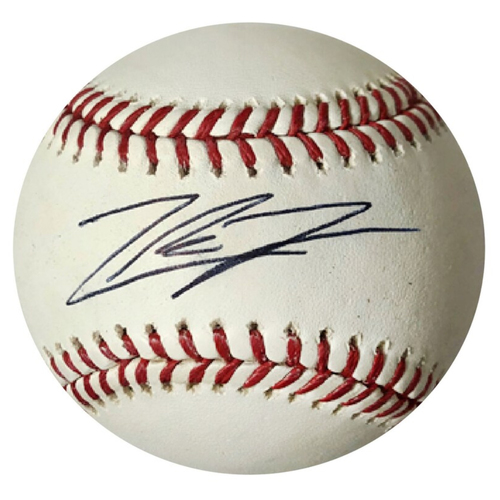 Photo of Cardinals Authentics: Zack Thompson Autographed Baseball