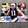 Patriots - Julian Edelman Signed 8x10 Photo