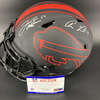 NFL - Bills Eclipse Helmet Signed by Josh Allen, Stefon Diggs, Andre Roberts, Tre'Davious White and Tremaine Edmunds
