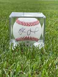 Photo of Rowdy Tellez Signed Baseball
