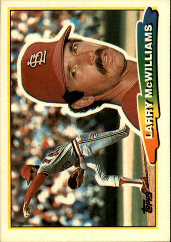 Photo of 1988 Topps Big #261 Larry McWilliams