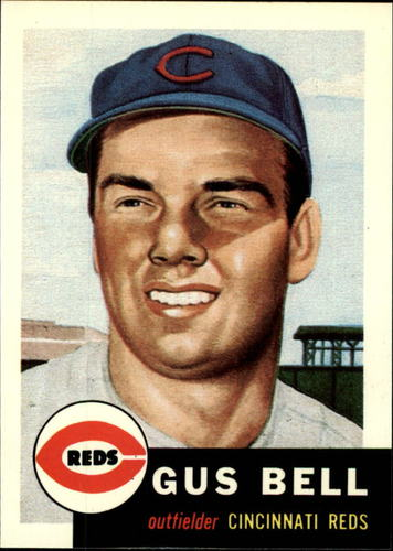 Photo of 1991 Topps Archives 1953 #118 Gus Bell